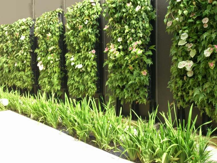how to make a green wall