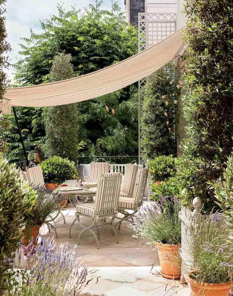 P rgolas dise o moderno para jardines y terrazas - Diseno jardines modernos ...