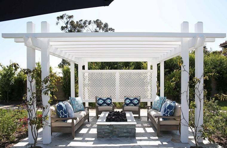 Dise os jardines y espacios al aire libre modernos for Diseno de fuente de jardin al aire libre