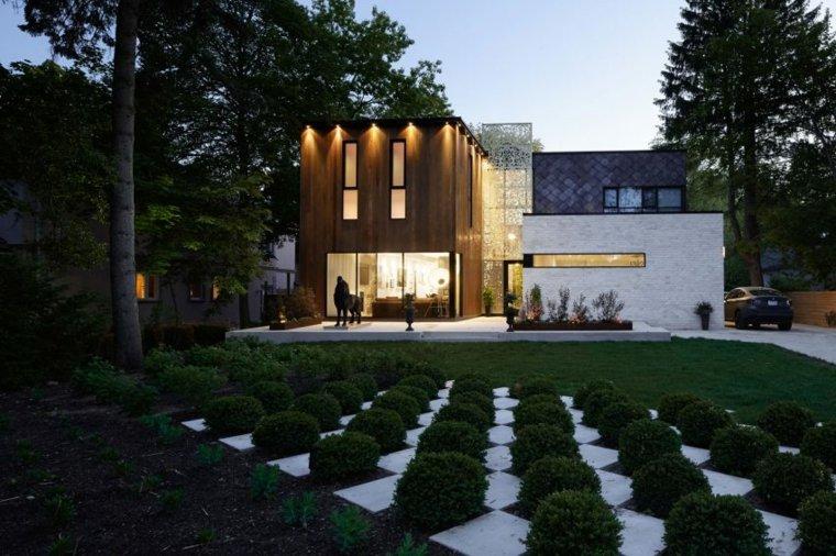 senderos camino jardin casa disenada Prototype Design Lab ideas