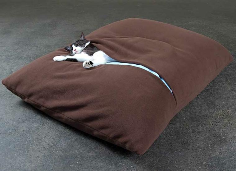 sofás paraa gatos cojín manta