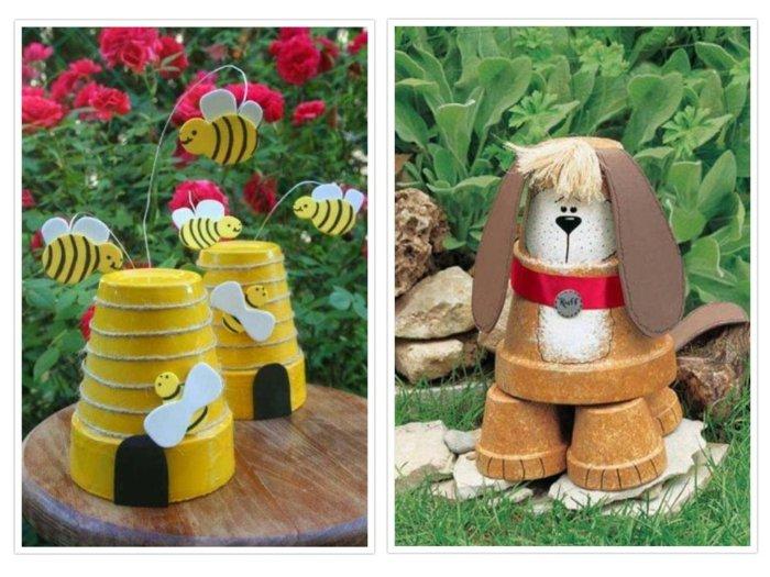 soluciones efectos jardines muestras amarillo