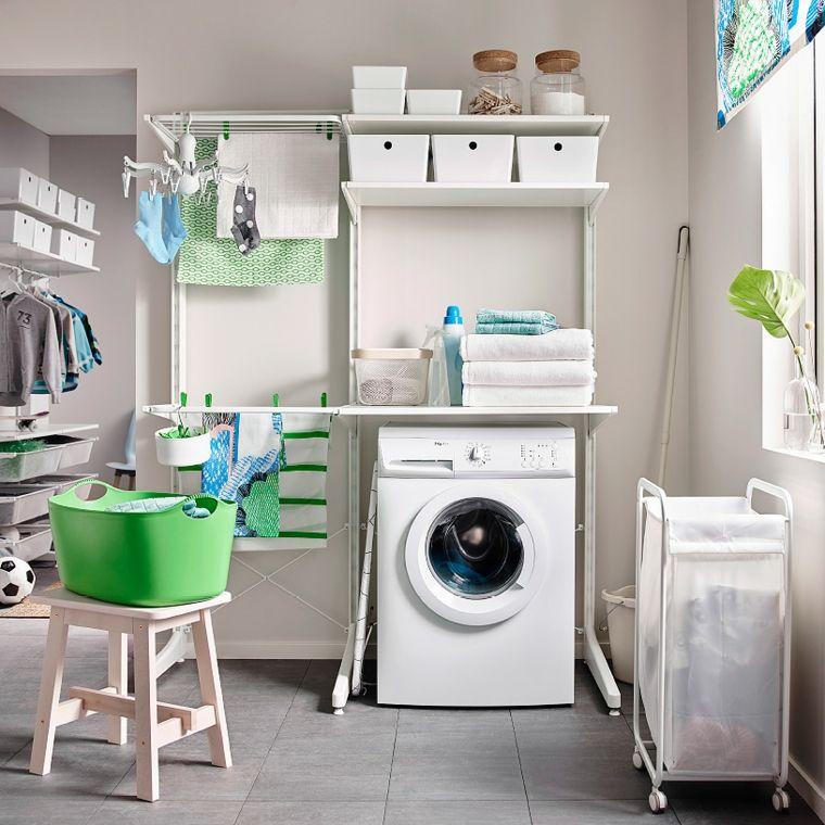 cuarto de lavado ideas pr cticas para su organizaci n ForDiseno De Muebles Para Cuarto De Lavado