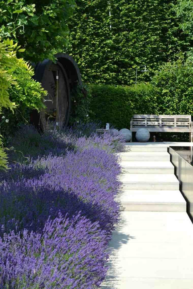 Suelos para jardin top suelo porcelnico imitacin madera for Vigas de madera para jardin
