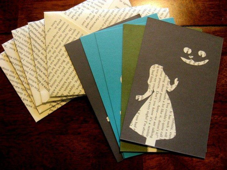 tarjetas presentacion fiestas salones papel
