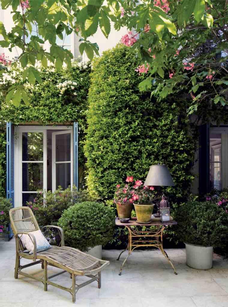 timagenes garden decoration Isabel Lopez Quesada modern design ideas