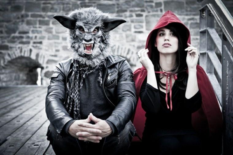 Disfraz Halloween Que Te Pondras Para Asustar A Todos - Trajes-de-hallowen