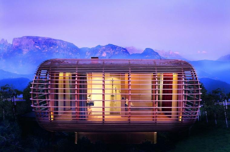 casa portable sostenible disenada Studio Aisslinger ideas