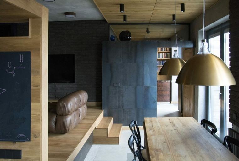 un apartamento singular atractivo