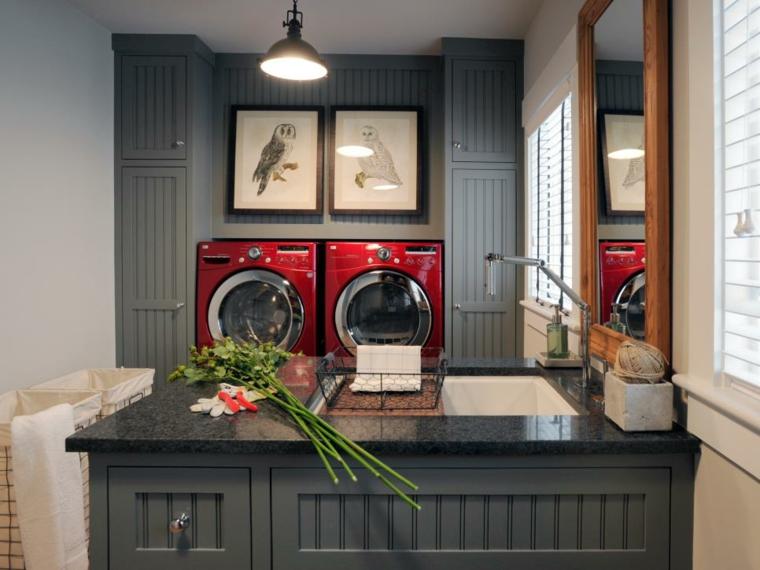 zona lavadoras estupendo estilo retro