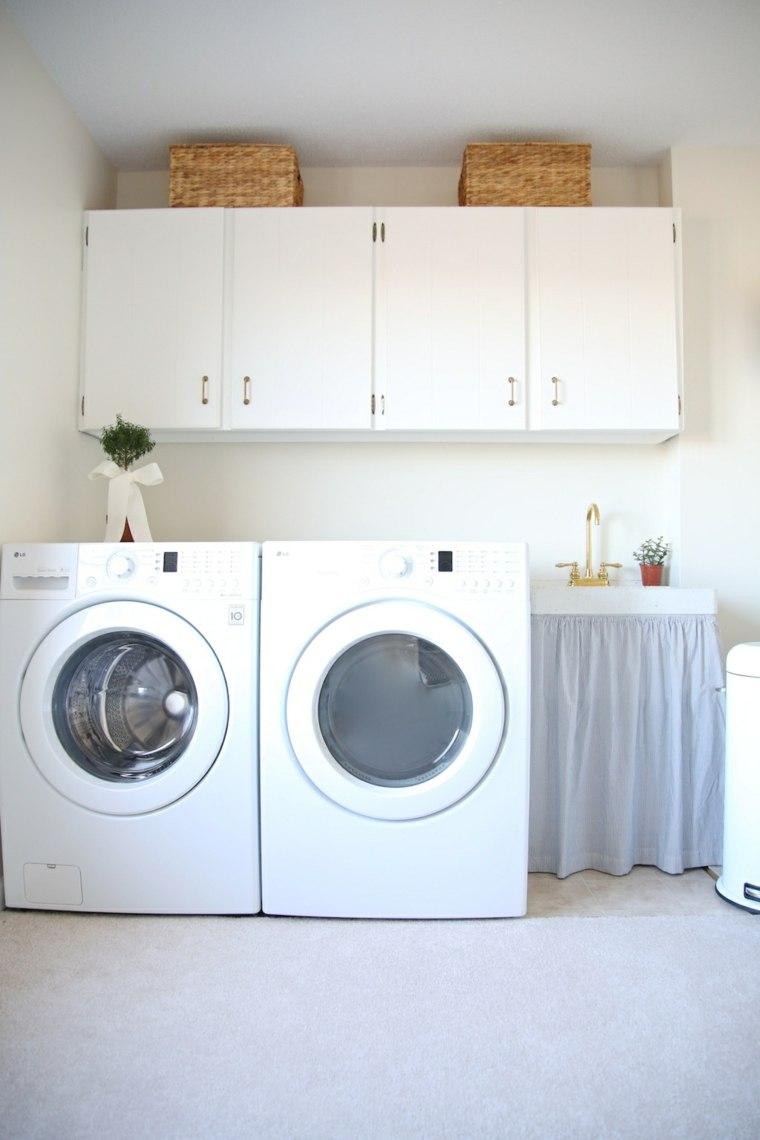 zona lavadoras diseno estilo minimalista