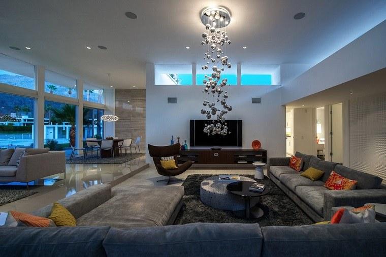 H3K Design residencia moderna amplia opciones diseno ideas