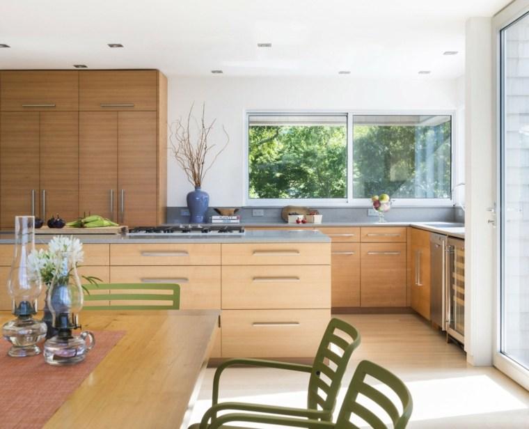 RUHL WALKER Architects cocina diseno moderno ideas