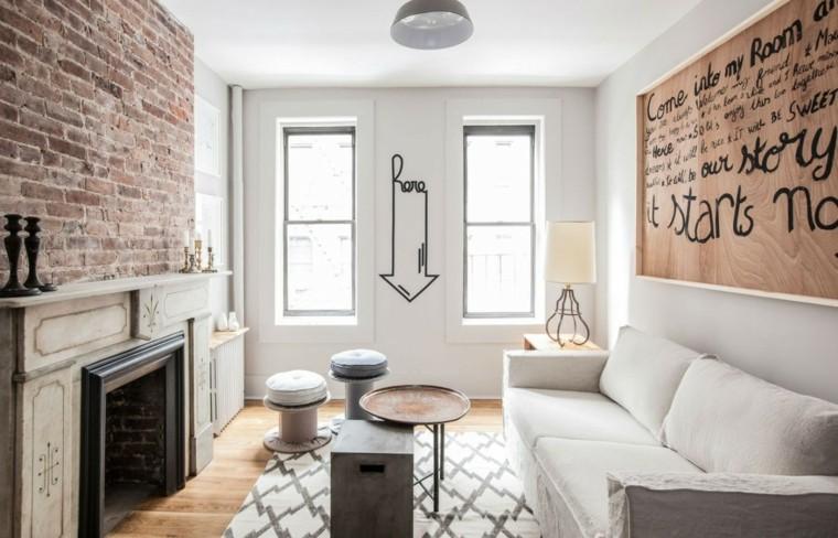 The New Design Project salon moderno ideas