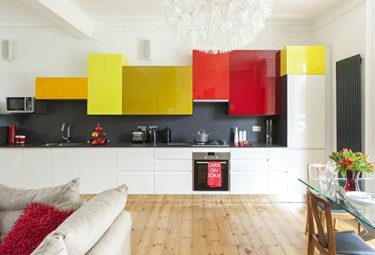colorida estilos estantes londres salones