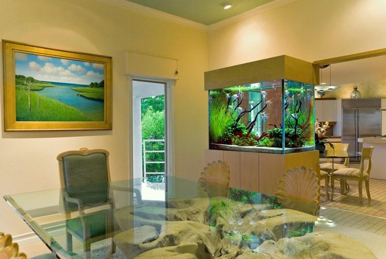 acuarios grandes colores combinados