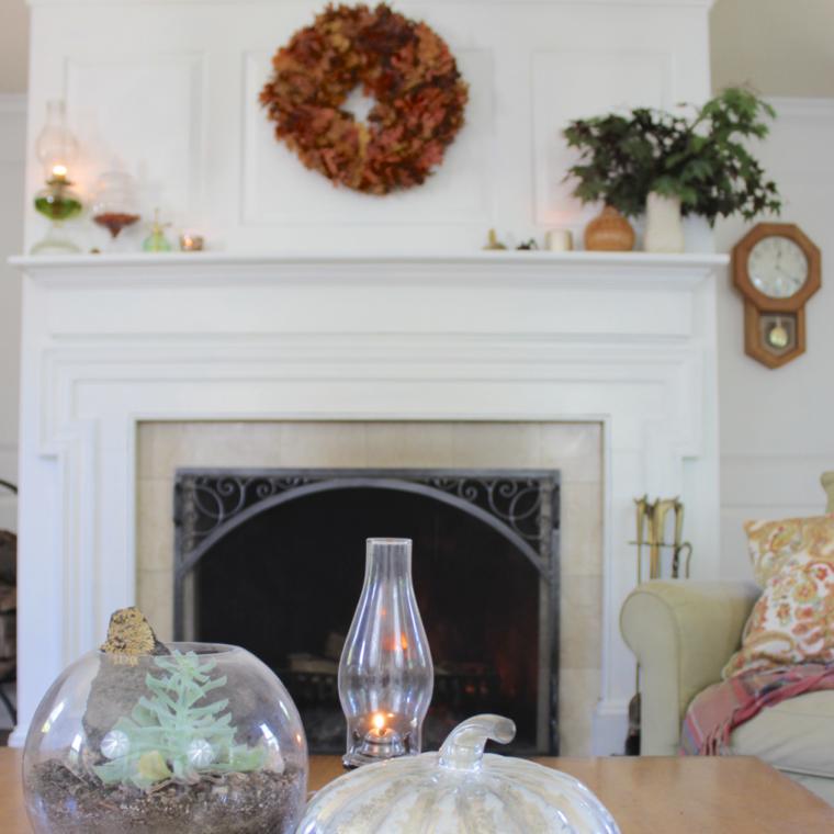 adultos decoracion salon otoño