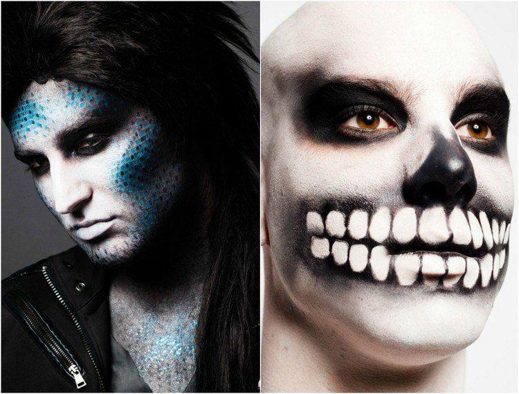 bocas efectos creaneo colores dientes