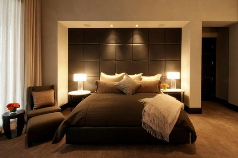 cabeceras para camas iluminadas