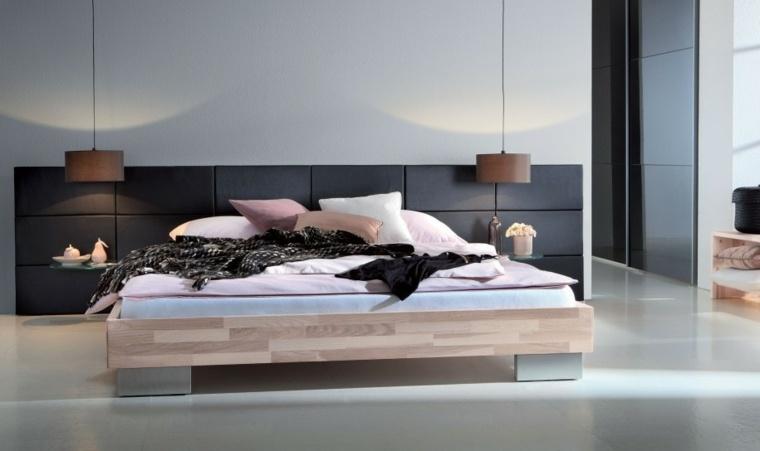 cabeceros para camas de diseo con mucho estilo