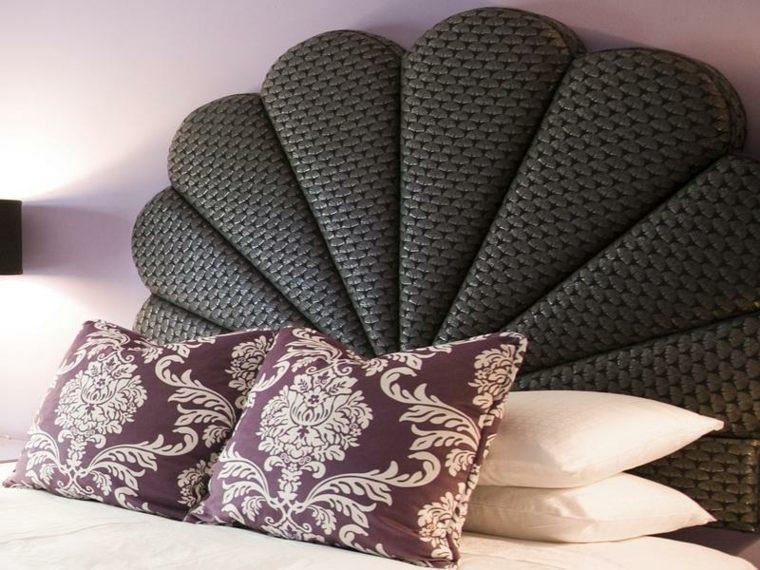 Cabeceros para camas muy originales for Cabezales originales