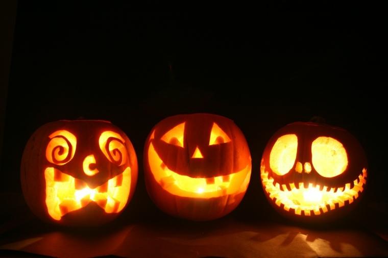 Calabazas de halloween - cómo decorarlas -