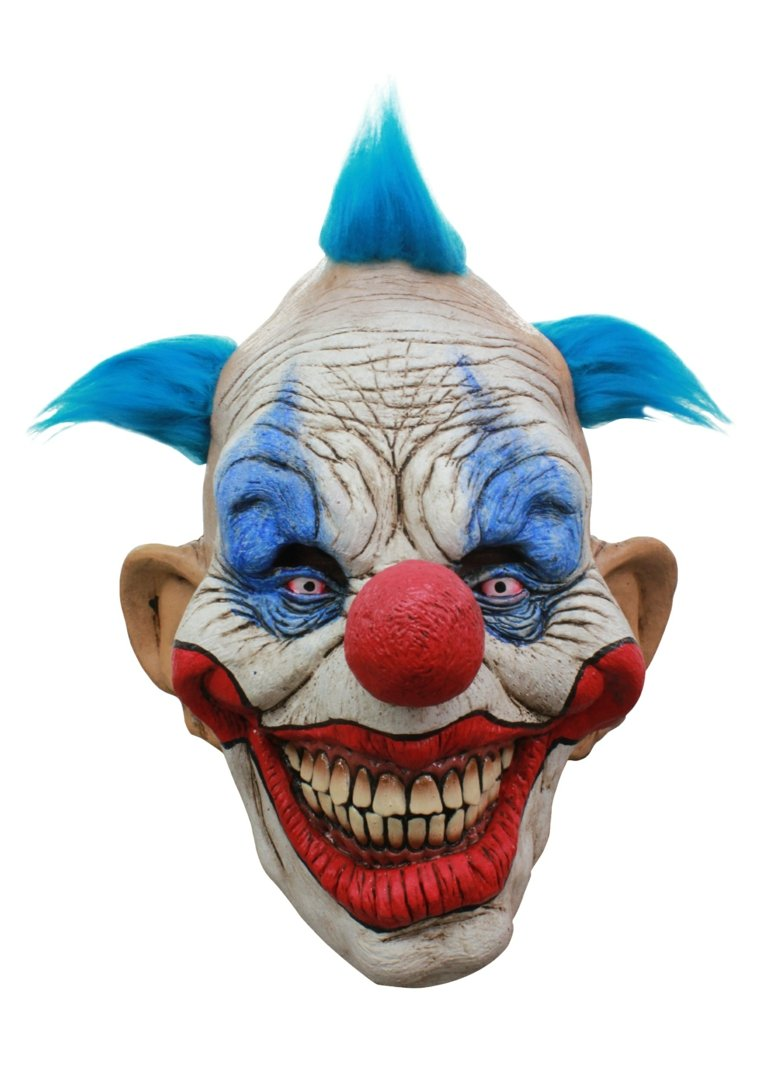 M scaras de halloween que dan miedo for Caretas disfraces