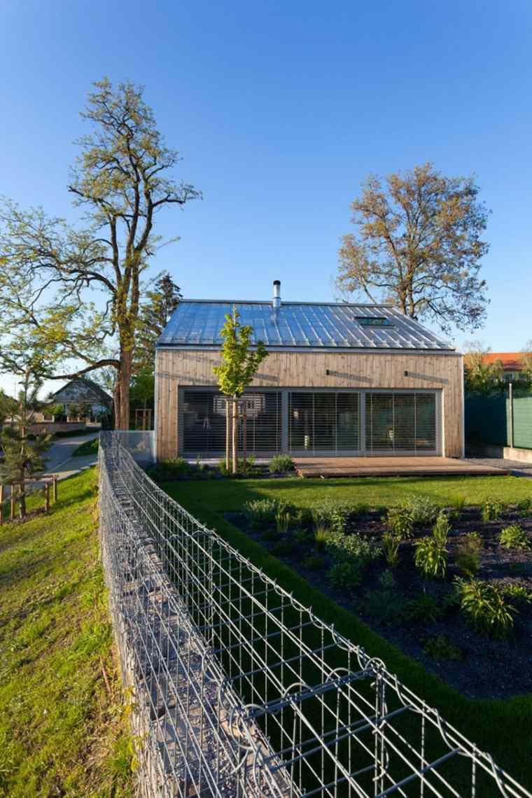 casa practica jardines delimitaciones plantas