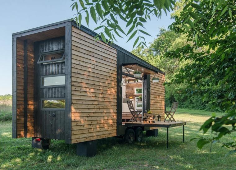 Casas peque as alpha una idea genial para utilizar el espacio - Muebles casas pequenas ...