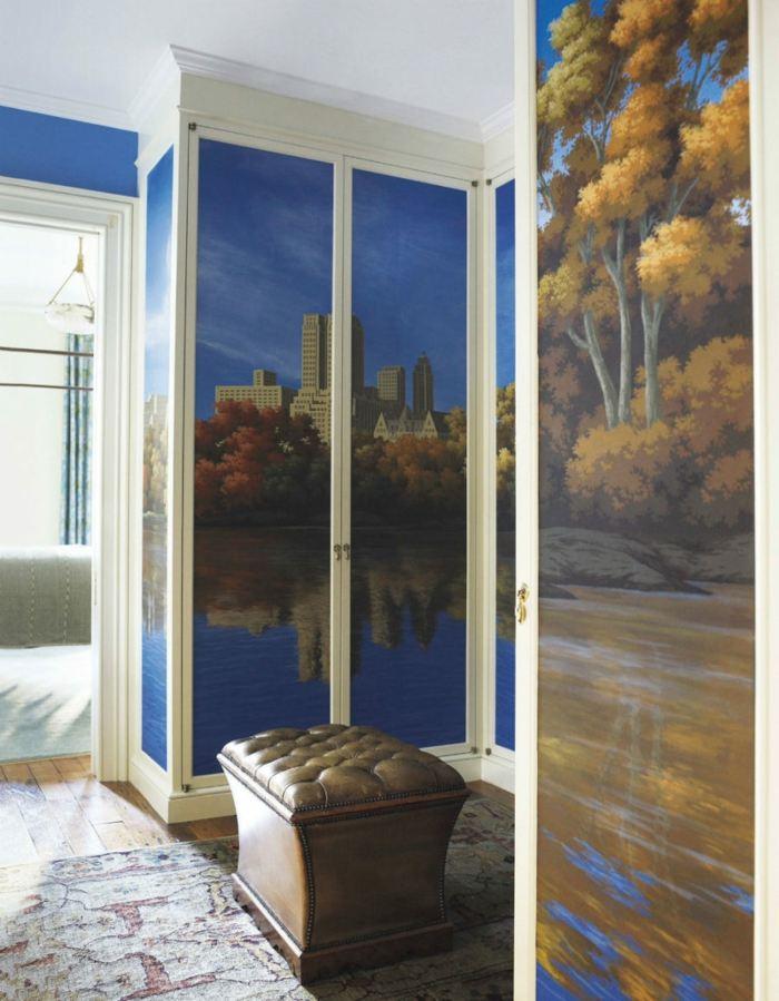 closet pinturas decorados efectos cuadros