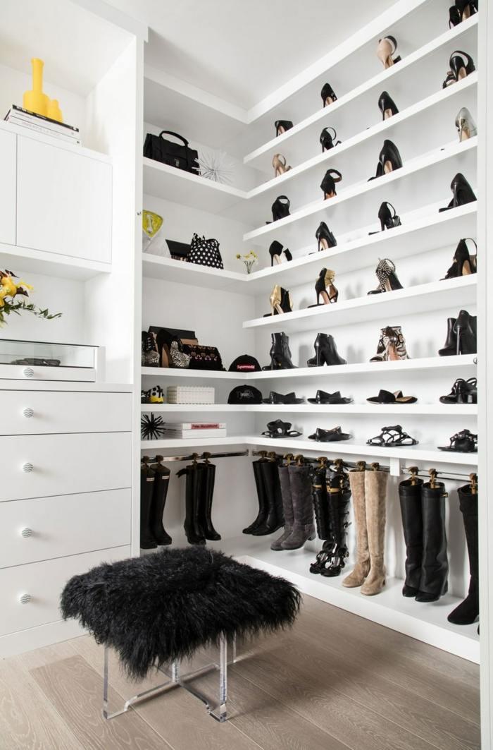 closet variantes zapateras estantes muebles