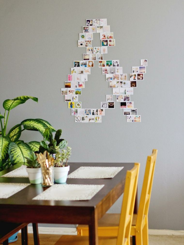 collage comedor fotos paredes especiales