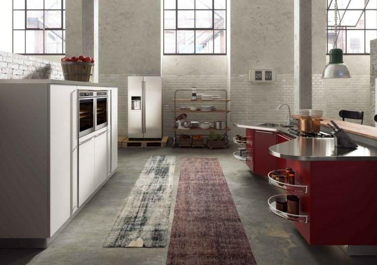 color gris espacios alfombras casas alfombras