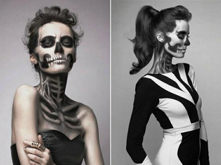combinacion esqueleto cuerpo suelos efectos