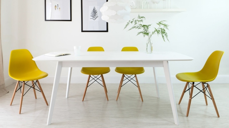 silla eames funcionalidad y estilo a bajo coste