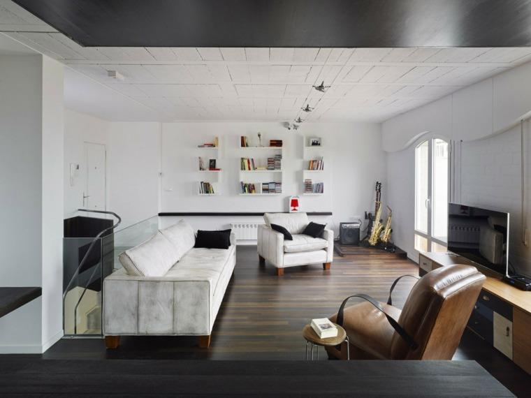 como decorar una casa espacio disenado Ameneiros Rey HH Arquitectos ideas
