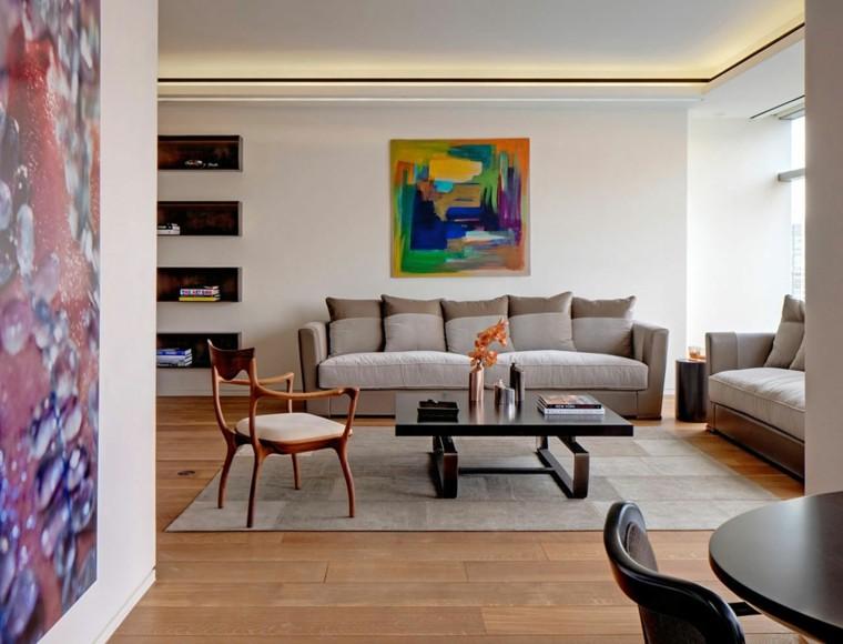 como decorar una casa espacio disenado Andre Kikoski Architect ideas