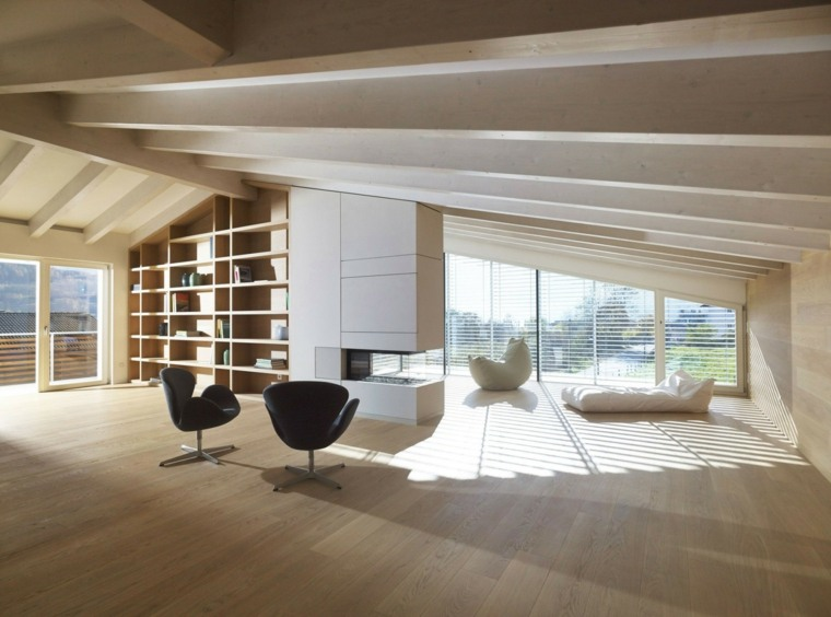 como decorar una casa espacio disenado Burnazzi Feltrin Architetti ideas