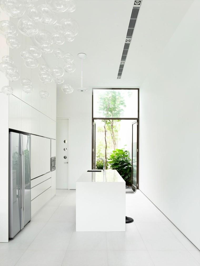como decorar una casa espacio disenado HYLA Architects ideas