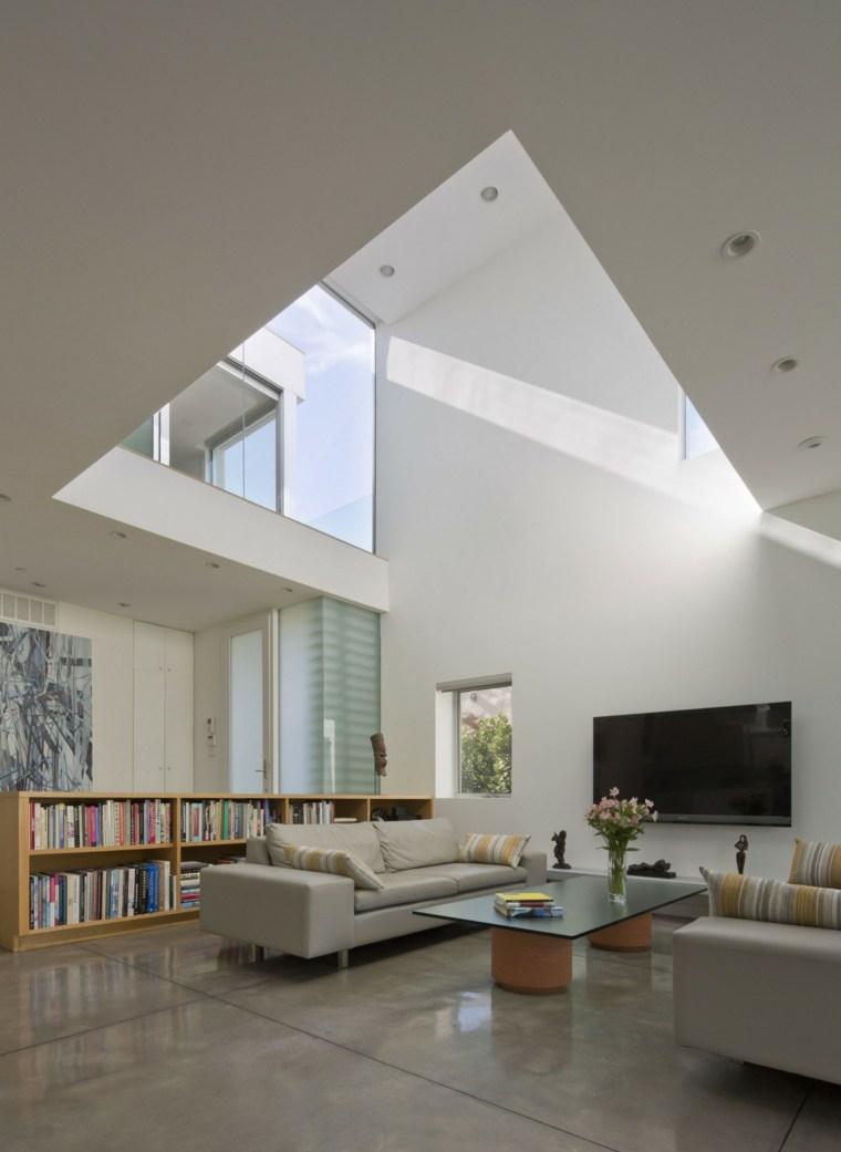 como-decorar una casa espacio disenado John Friedman Alice Kimm Architects ideas