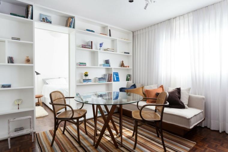 como decorar una casa espacio disenado Leandro Garcia ideas