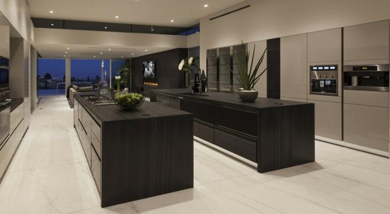 como decorar una casa espacio disenado McClean Designcocina ideas