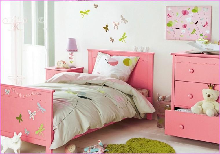 cómo decorar una habitación de chica