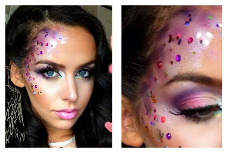 cómo maquillarse en halloween
