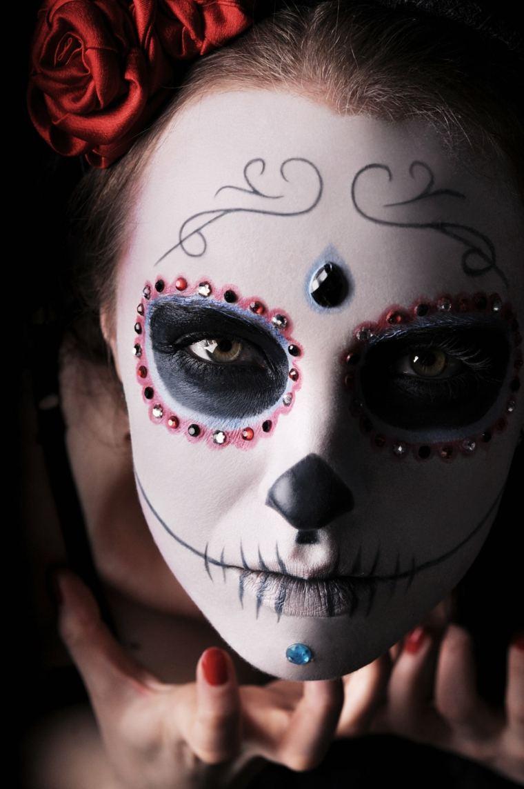 cómo maquillarse para halloween