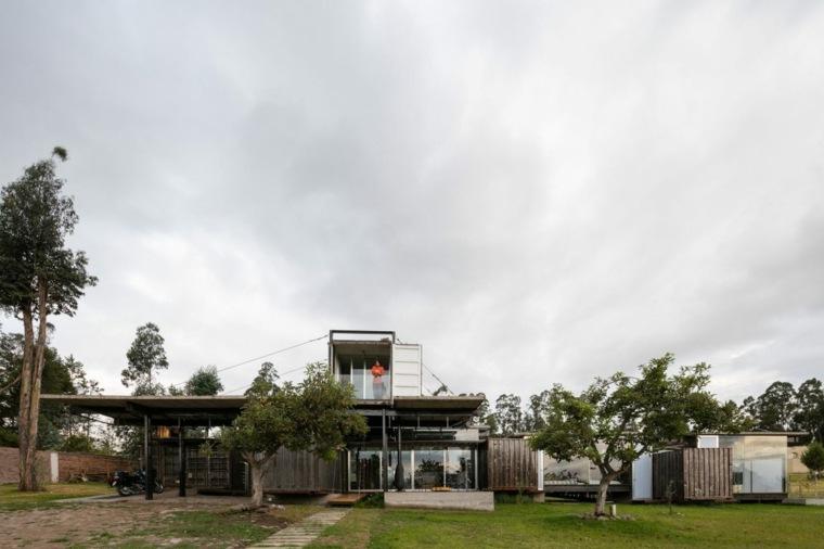 contenedores convetridos casas en viviendas