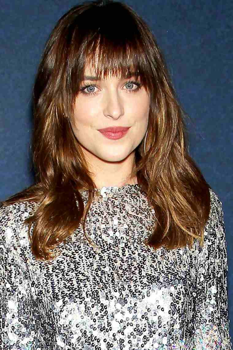 cortes de pelo de moda otono 2016 Dakota Johnson ideas
