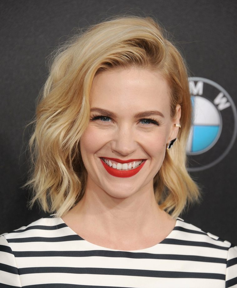 cortes de pelo de moda otono 2016 January Jones ideas