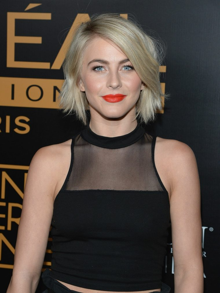 cortes de pelo de moda otono 2016 Julianne Hough ideas