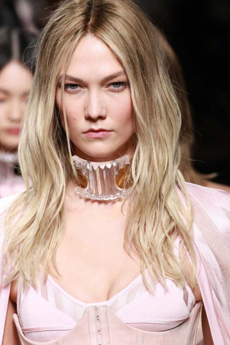 cortes de pelo de moda otono 2016 Karlie Kloss ideas
